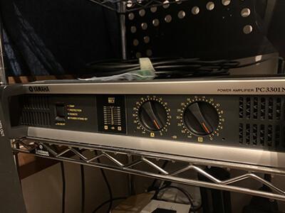 福岡市の音楽スタジオ「クロスタ」の録音機材